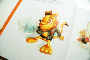 børnebogsillustrator