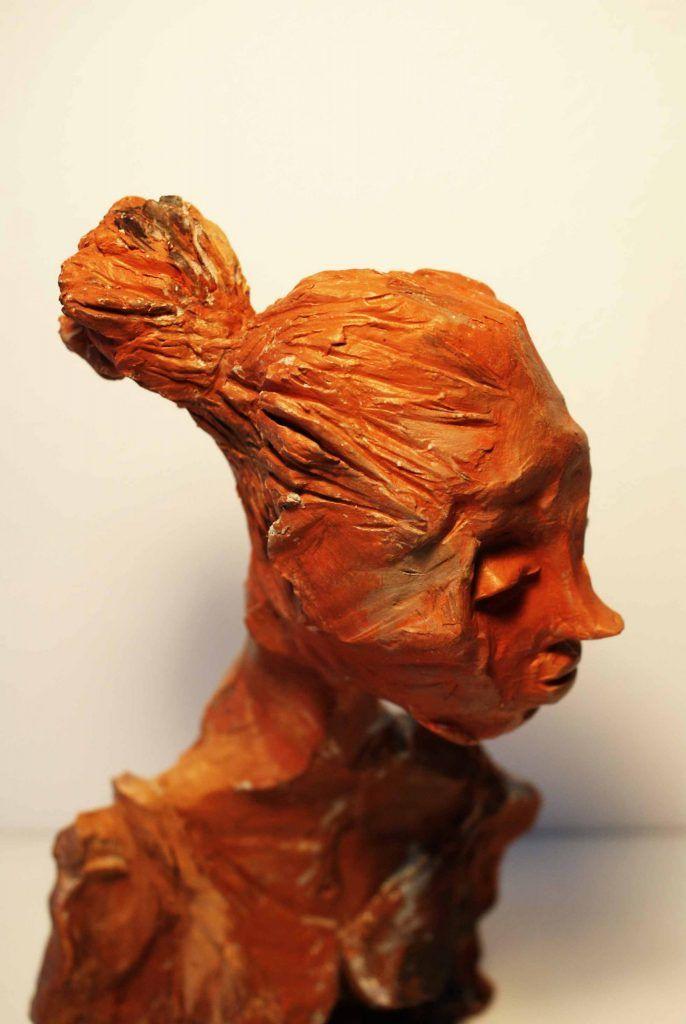 Skulpturer Jakob i