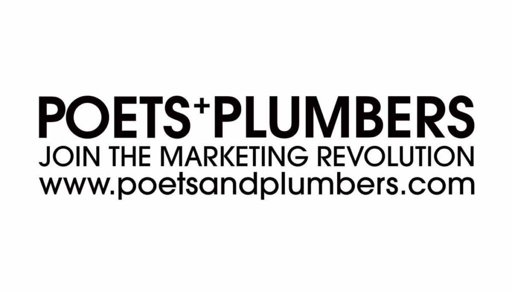 Poets and plumbers
