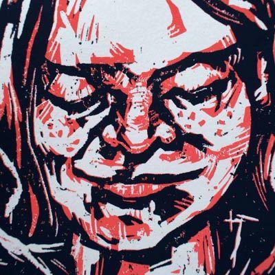 Tegner illustrator Jakob i