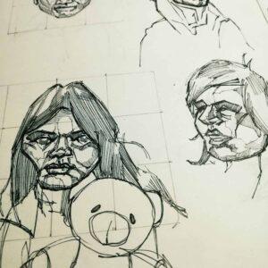 Bestil illustrationer af professionel tegner og illustrator