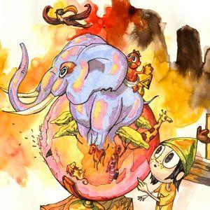 Sådan tegner jeg din fortælling - Børnebogs illustrator Jakob i