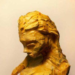 Skulpturer af dansk skulptør og billedkunstner Jakob i