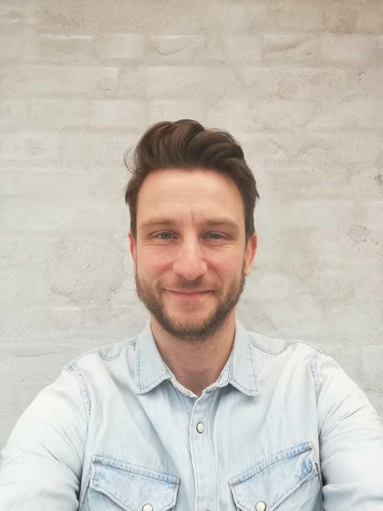 billedkunstner tegner og illustrator Jakob i fra København