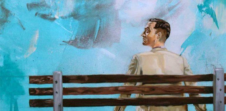 Bestil maleri af kunstner Jakob i.
