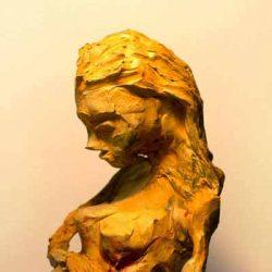 Skulpturer af multikunstner Jakob i fra København